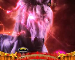 真・花の慶次2 悪魔の馬襲来連続予告