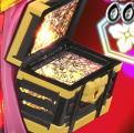 戦国コレクション3 筐体ランプ ねこ宝箱