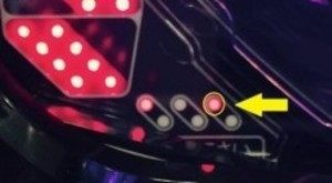 CR雀鬼 桜井章一伝説 朝一ランプ