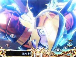 CR聖闘士星矢4 The Battle of 限界突破 カーサ予告