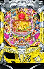 Pスーパー海物語 IN 沖縄2 筐体