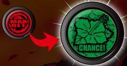 ツインドラゴンハナハナ MAXBETボタン変化