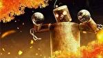 鉄拳4デビル ジャッジメントバトル終了画面7