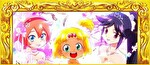 パチスロ クレアの秘宝伝4 女神の歌声と太陽の子供達 RT終了後のスタンプ10